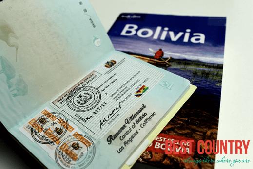 Как получить визу в Боливию?