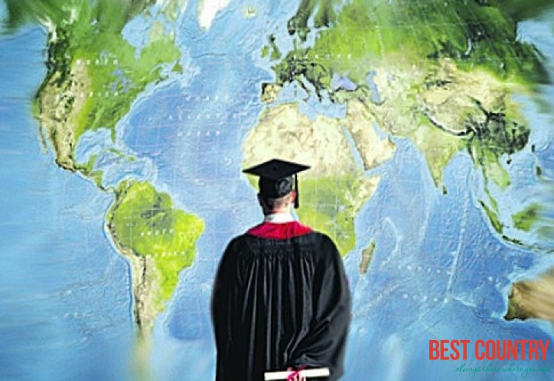 В дорогу за дипломом о получении высшего образования