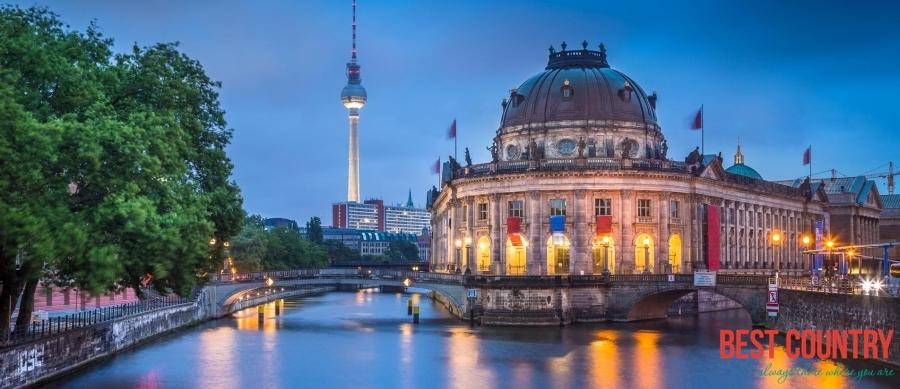 Десять вещей, которые надо сделать в Берлине