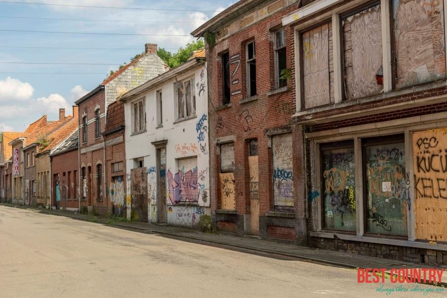 Дойл - бельгийский город-призрак