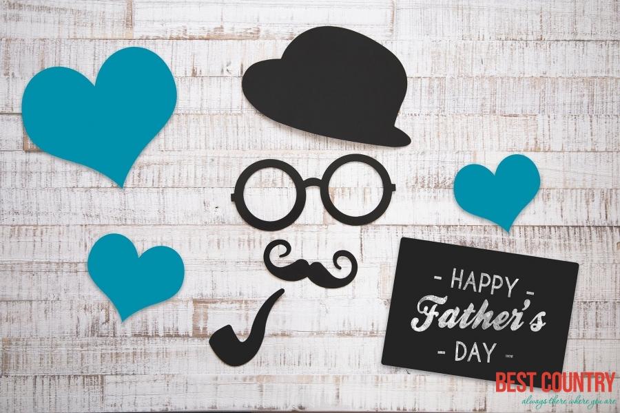 День отца или мужской день в разных странах