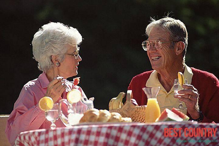 Самые благоприятные страны для жизни пенсионеров