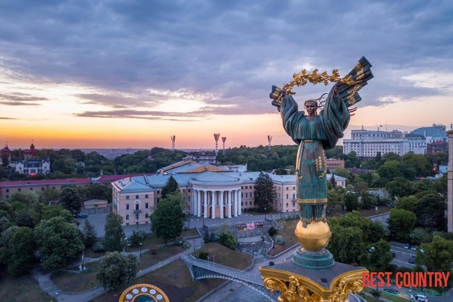 Украину стоит посетить в следующем году
