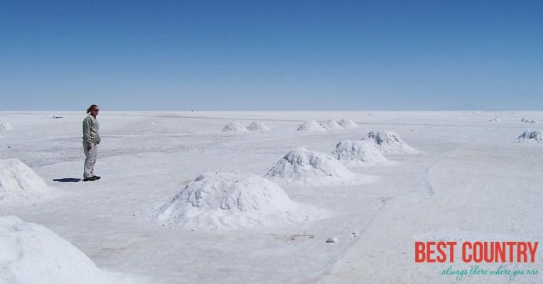 Главная достопримечательность Боливии: Солончак Уюни