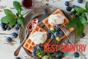 Чем бельгийские вафли отличаются от венских