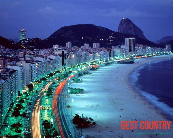 Пляжи Рио