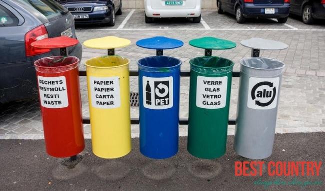 Как решили проблему мусора в Швейцарии?
