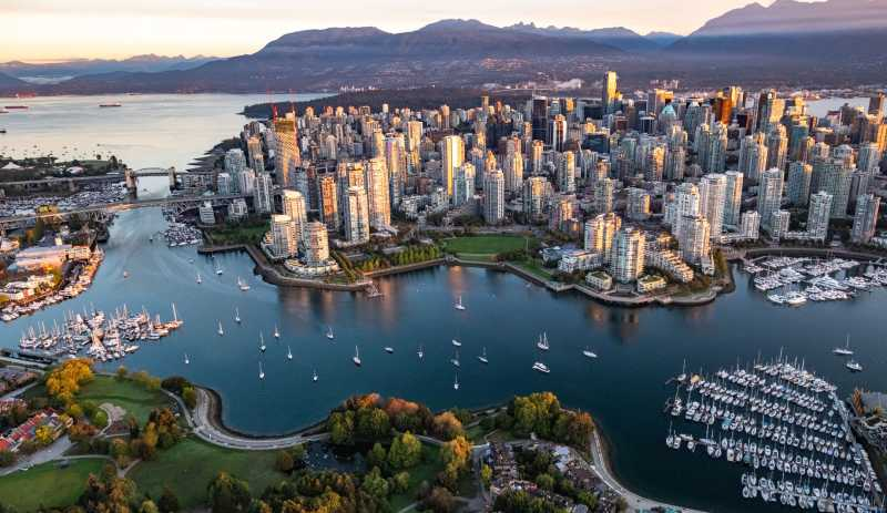 Living in: Vancouver