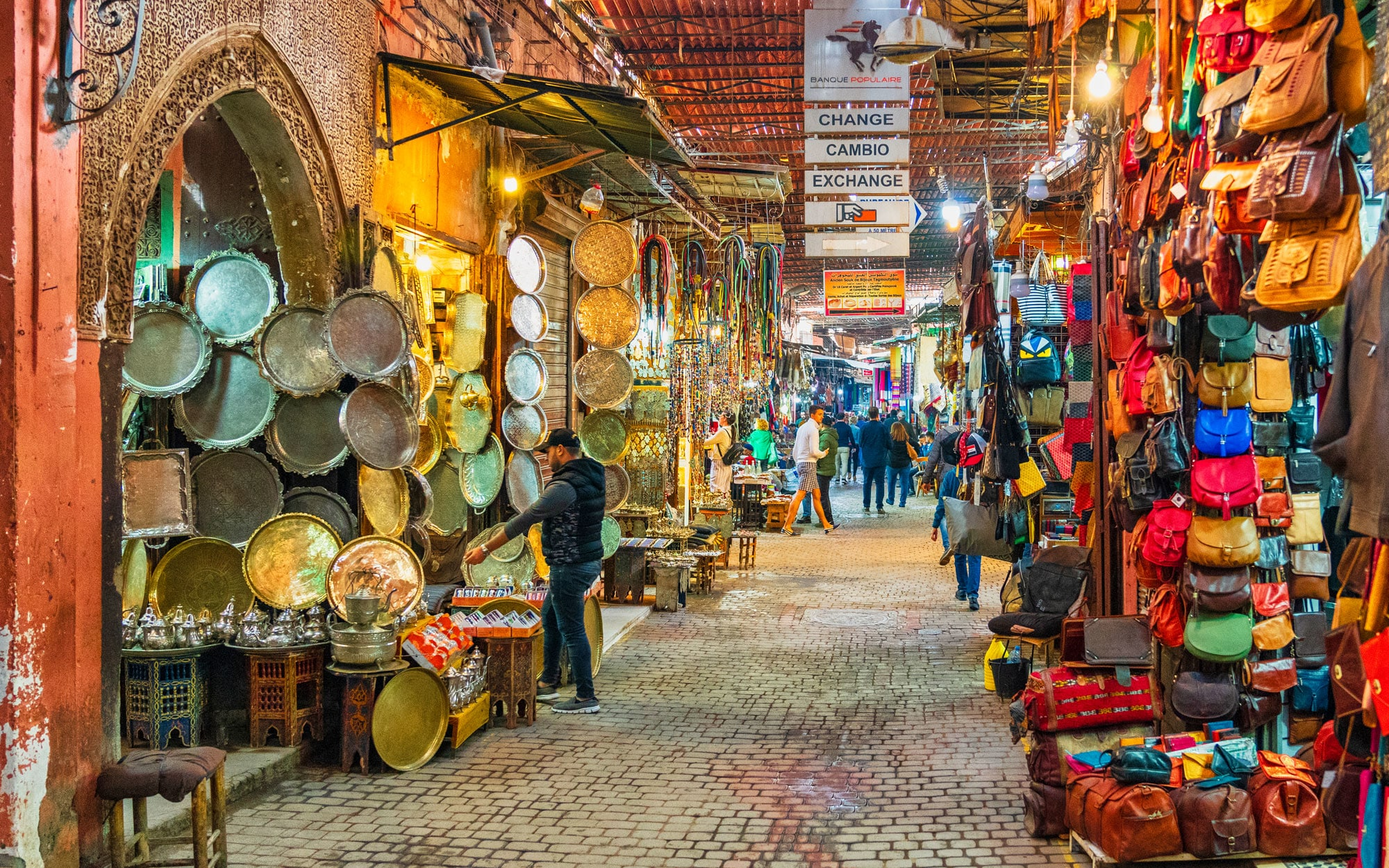 The secrets to shopping in Marrakech