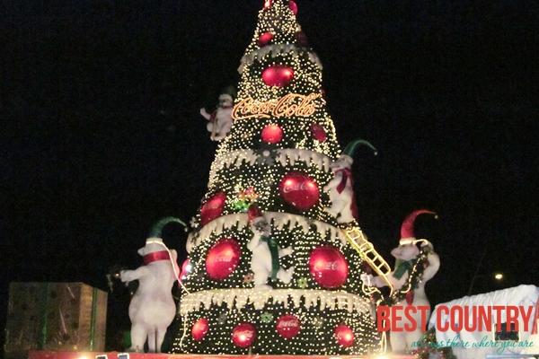 Рождество в Панаме