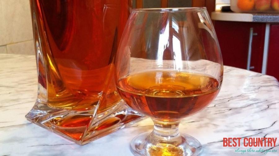 Крепкие напитки Сальвадора