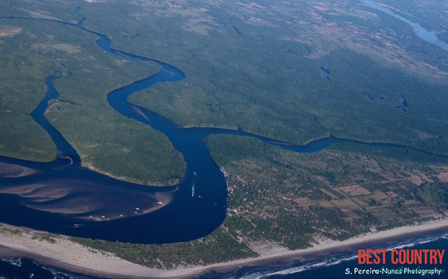 Water source of Salvador