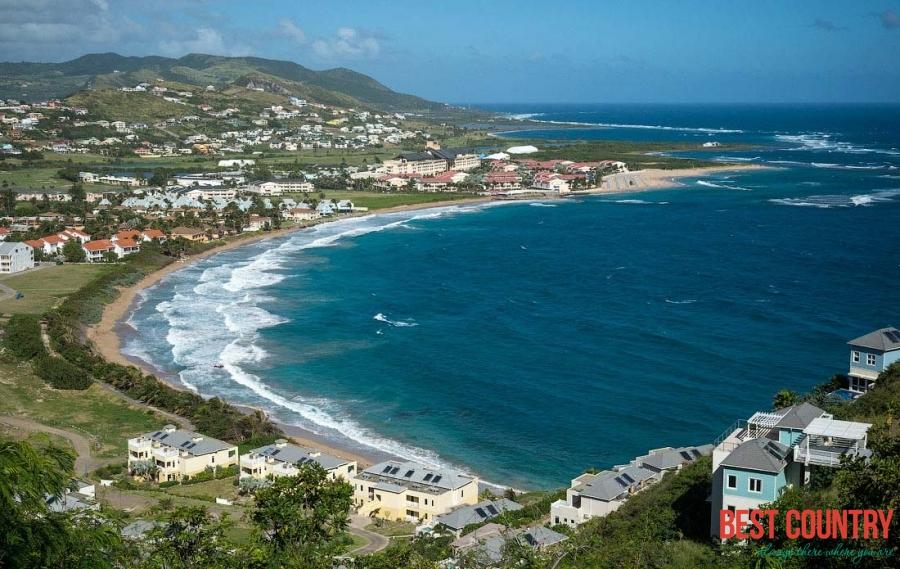 Климат Сент-Китса и Невиса