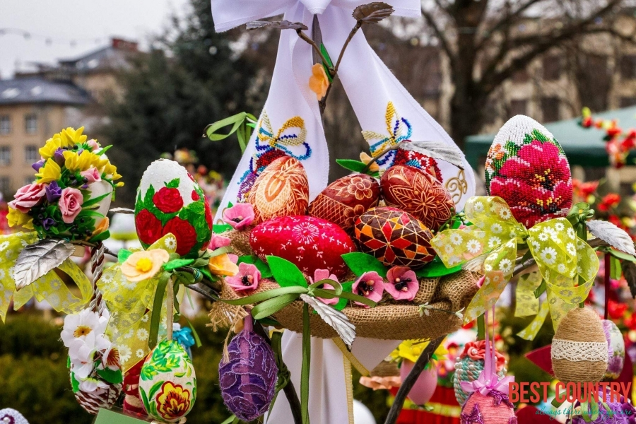Easter traditions in Hungary