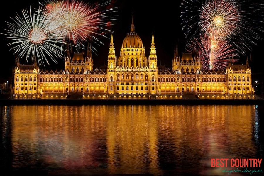 New Year's Eve in Hungary