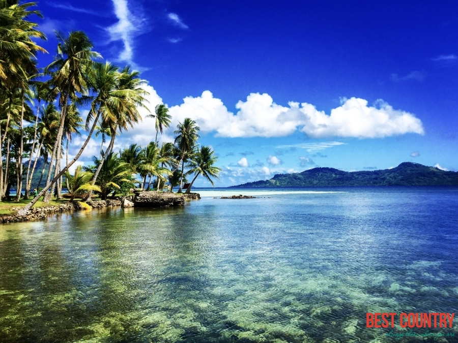 Climate of Micronesia