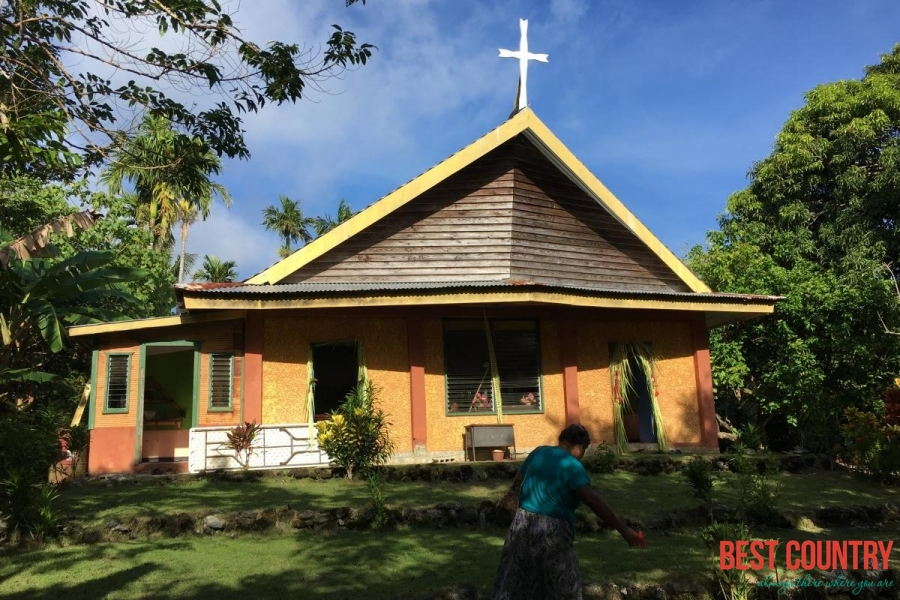 Religion in the Federated States of Micronesia