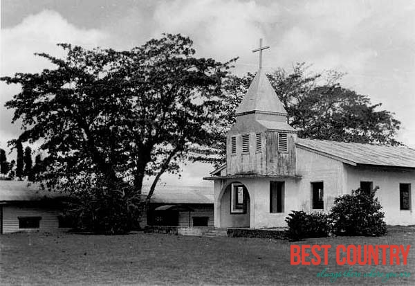 Religion in Palau