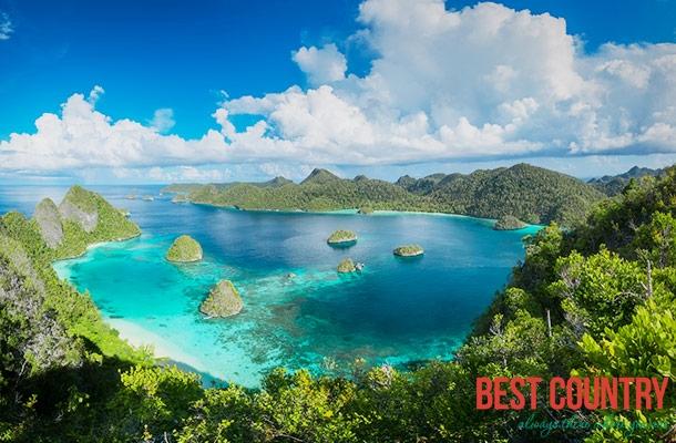 Папуа - Новая Гвинея - климат