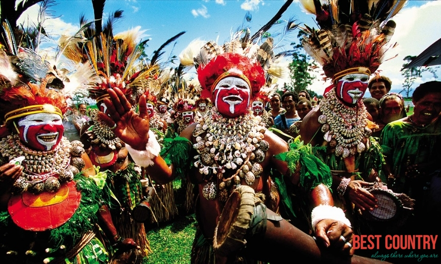 Festivals and Events in Papua New Guinea