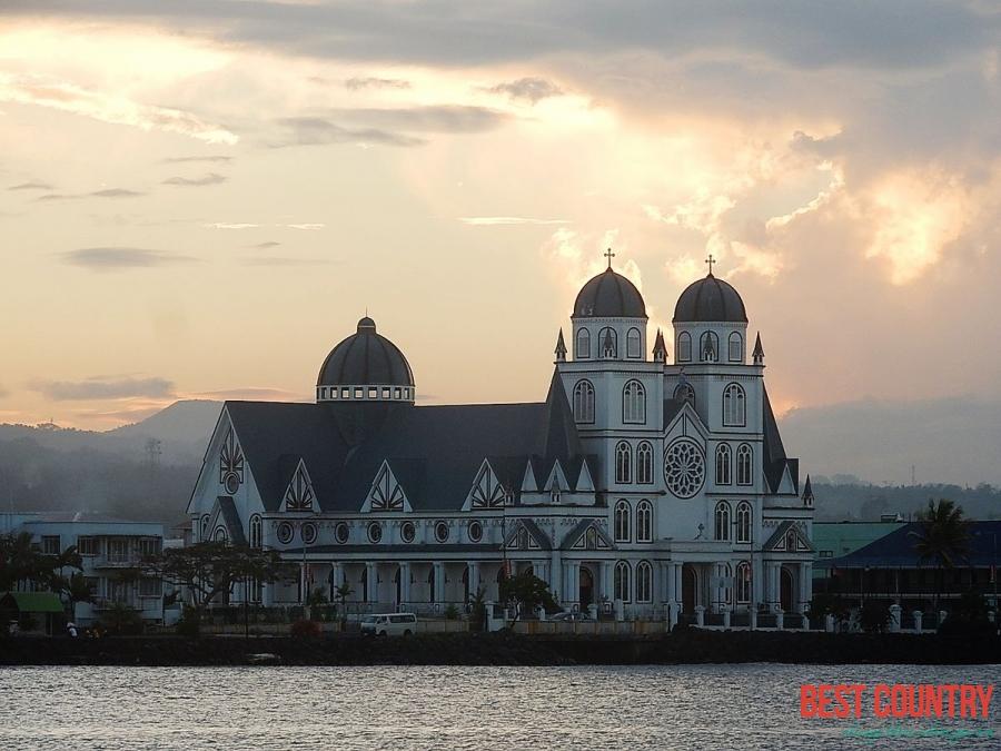 Religion in Samoa