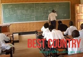 Образование в Замбии