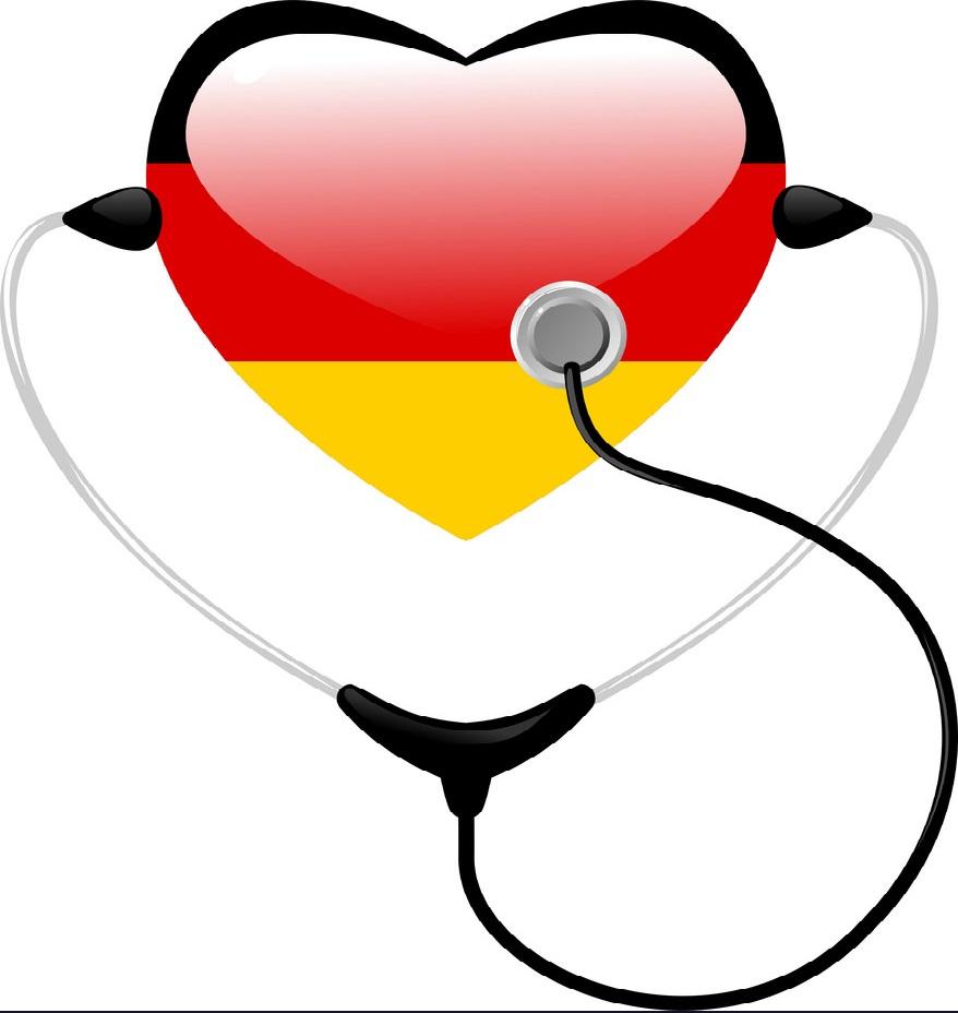 Medicine in Germany