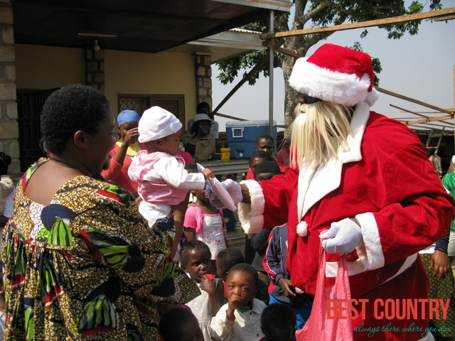 Christmas in Cameroon