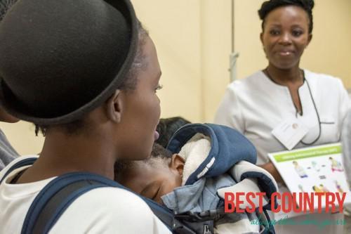 Здравоохранение в Камеруне