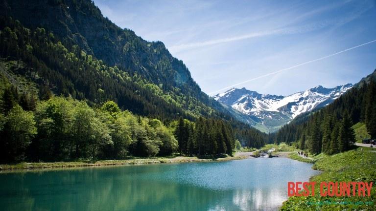 Climate of Liechtenstein