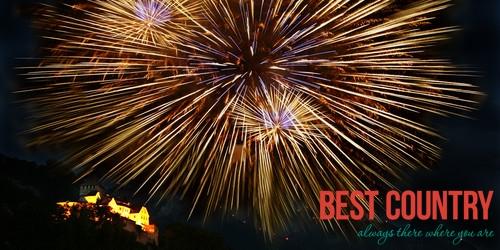 New Year in Liechtenstein