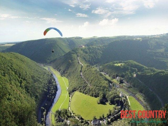 Климат Люксембурга