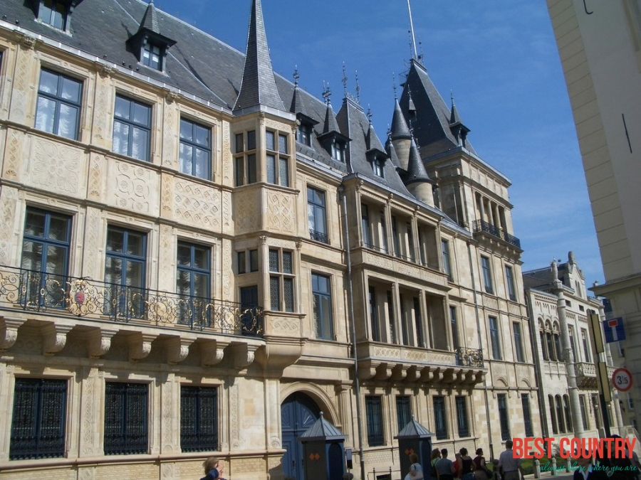Религия в Люксембурге