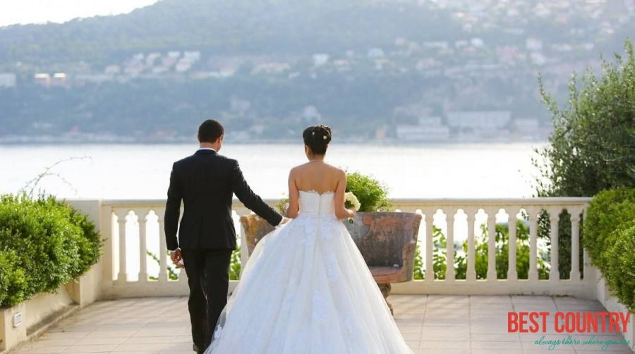 Monaco Weddings