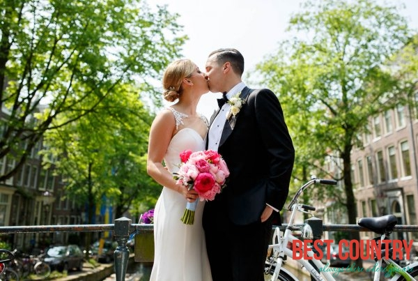 Wedding Traditions in Holland