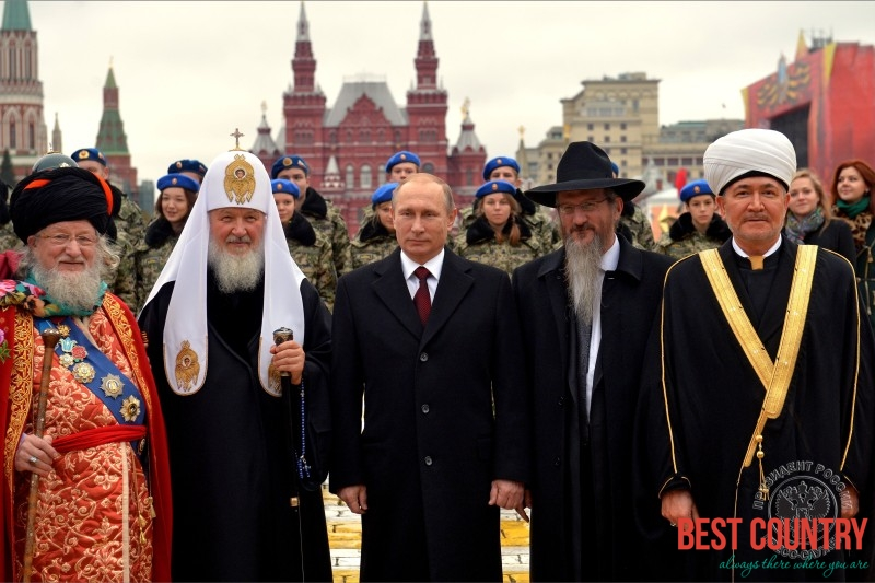 Religion in Russia Today