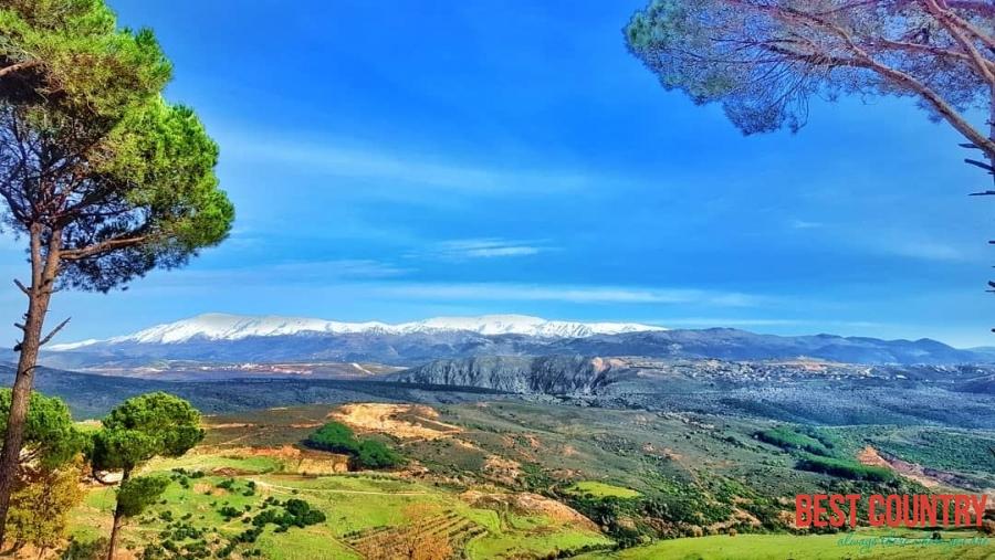 Климат в Ливане