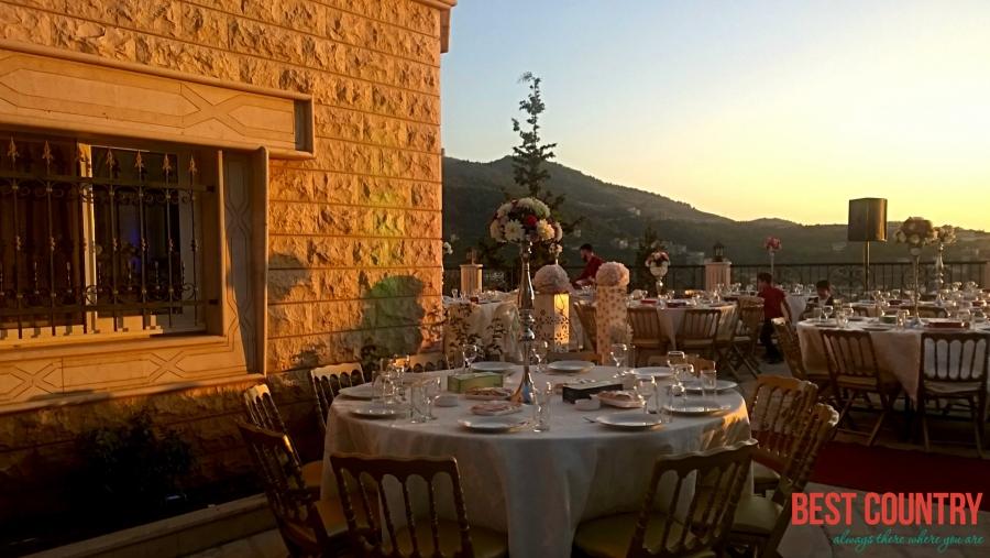 Свадебные традиции в Ливане