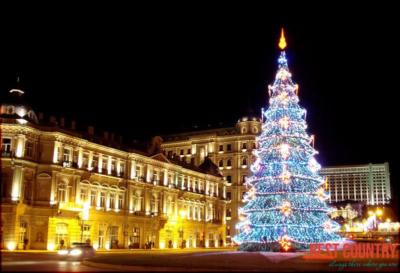 Christmas Celebrations in Azerbaijan