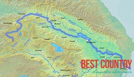 Водные ресурсы Азербайджана