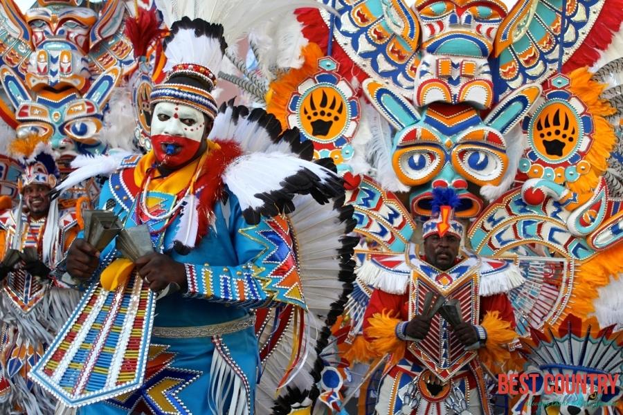 Джонкану — традиционное торжество, посвященное Рождеству на Ямайке