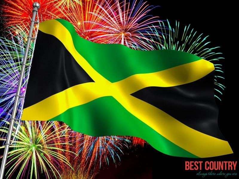 Новый год на Ямайке