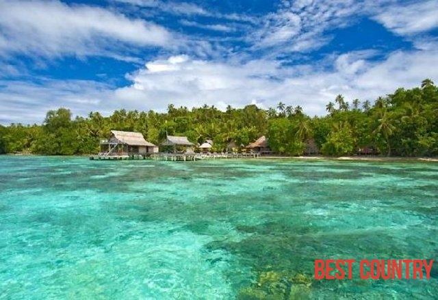 Сlimate of the Solomon Islands