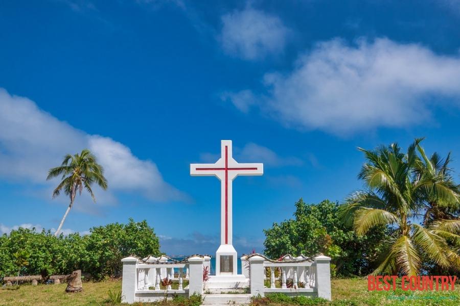 Религия в Тонге