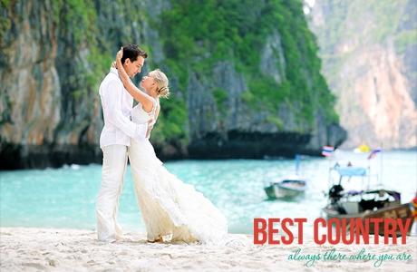 Свадьба на островах Фиджи