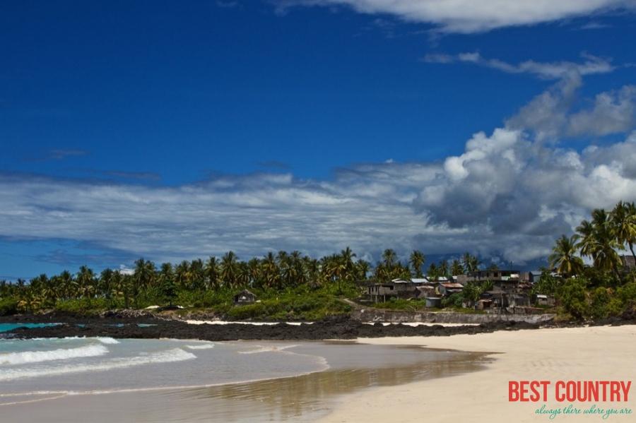 Климат Коморских Островов