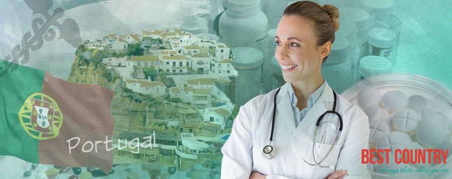 Португалия: Здравоохранение