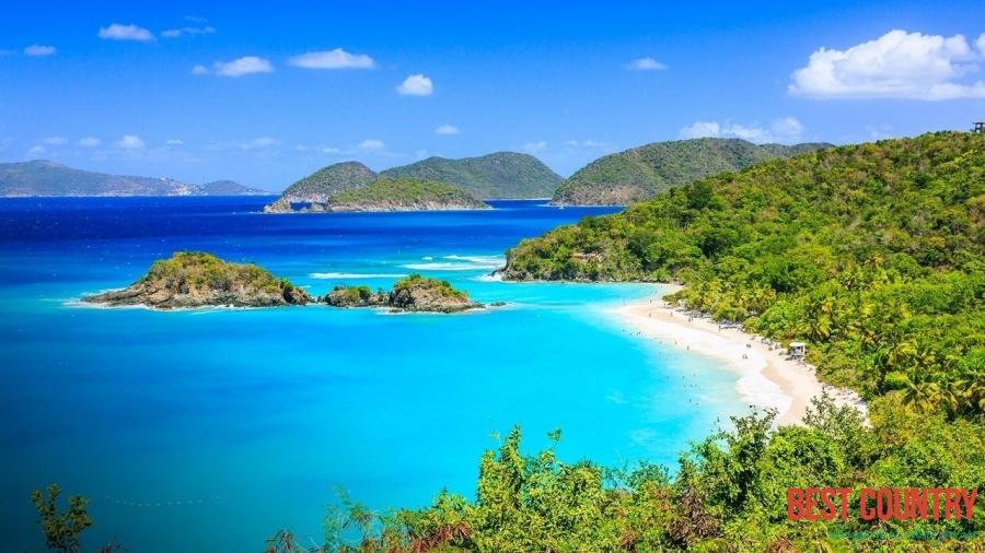 Климат Американских Виргинских островов