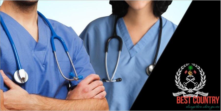 Health Care in Maldives