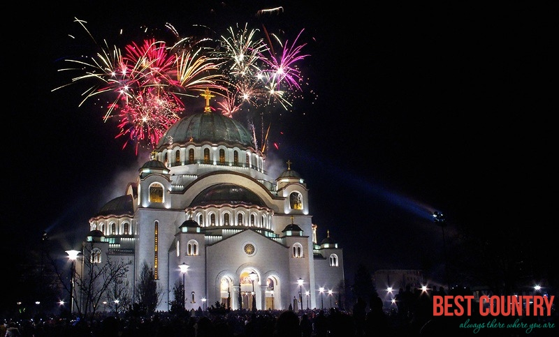 New Years Eve in Serbia